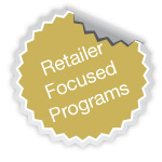 retailer focaused programs